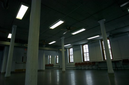 Washington Hall Rehearsal Room 110