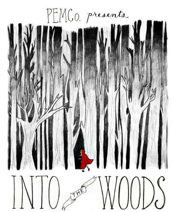 PEMCo: Into the Woods poster